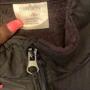 Danskin black jacket